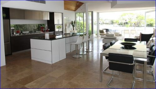 kitchen design yourself or use a interior designer