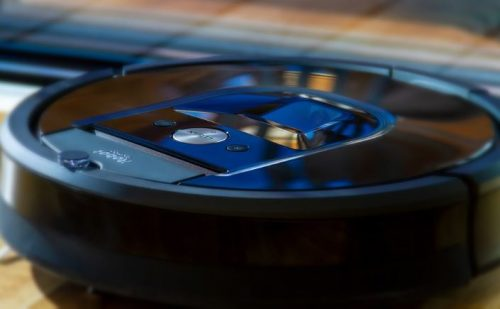 irobot vacuum cleaner- use robots to clean your house
