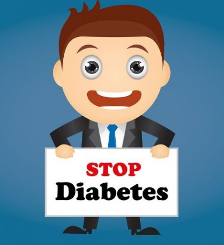 Eat Healthy to stop diabetes