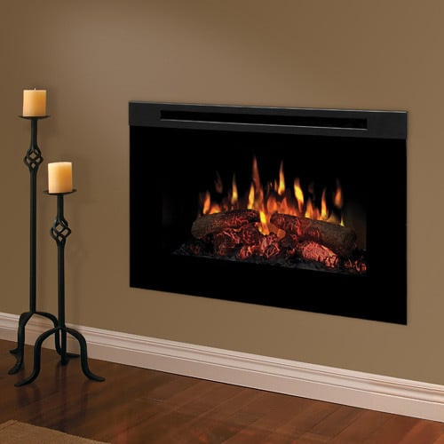 Electric Fireplace Insert.