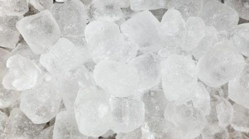 nugget ice cubes
