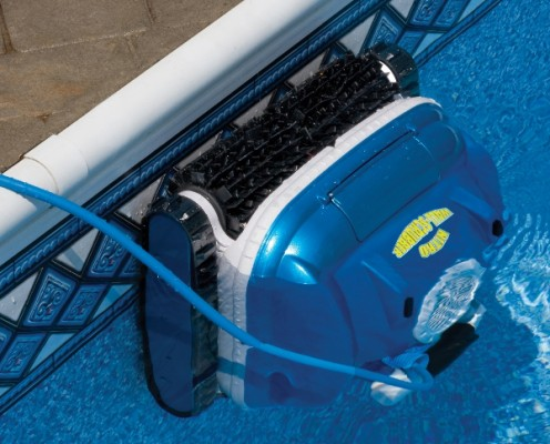 Research Buying A Robotic Pool Cleaner