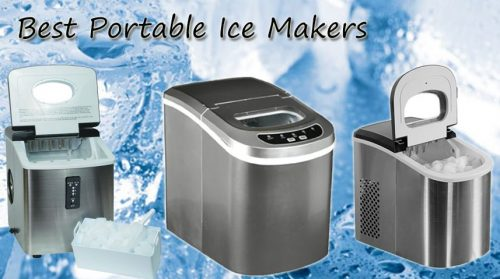 Finding the best portable ice maker